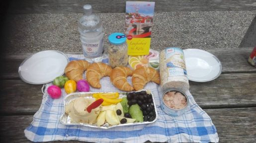 the homemade picnic